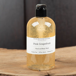 Pink Grapefruit Body and Hand Soap
