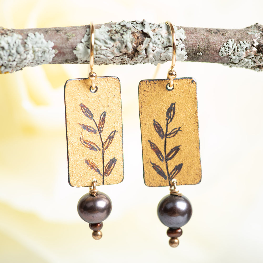 Fern Kumboo Earrings