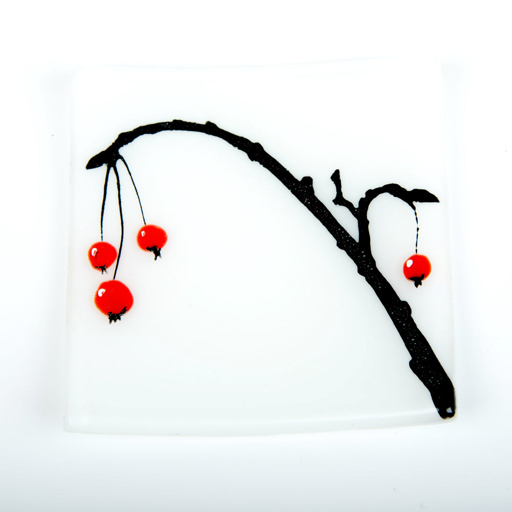 Cherry Branch Dish