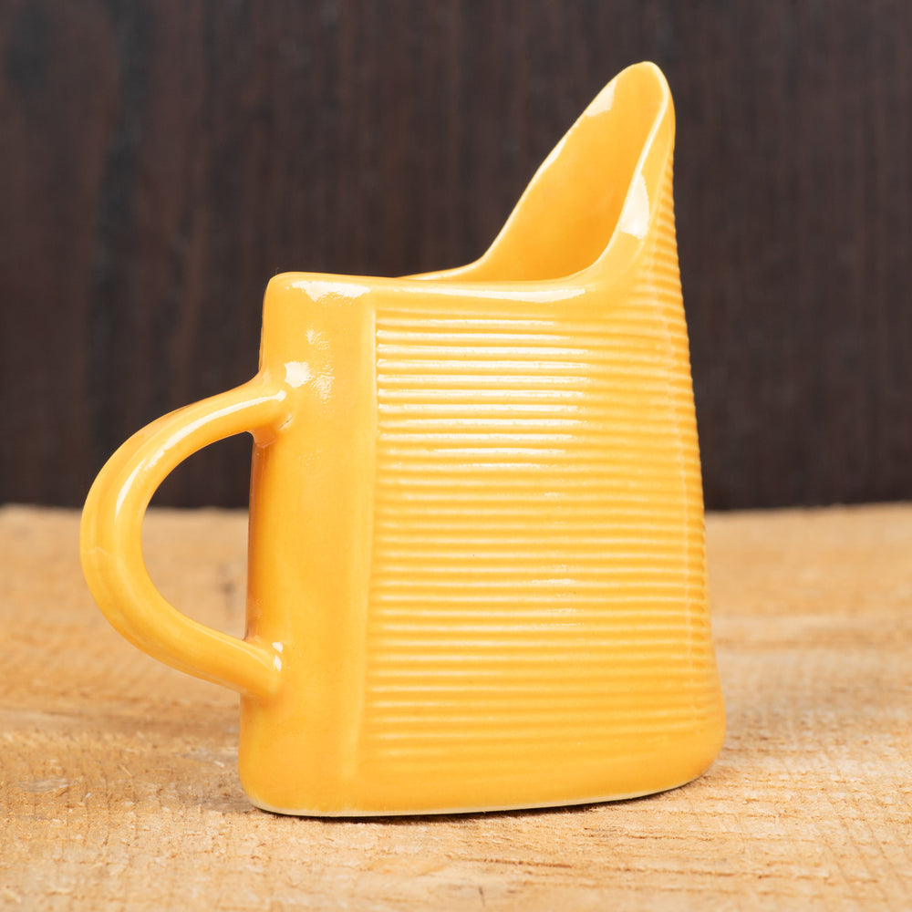 Orange Micro Line Mini Pitcher