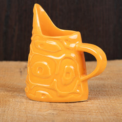 Orange Chain Mini Pitcher