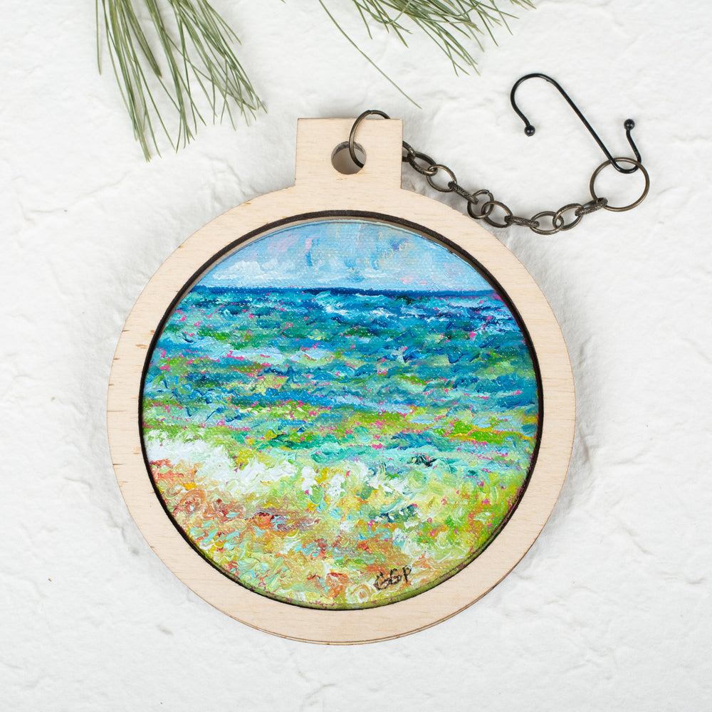 Lake Days II Ornament