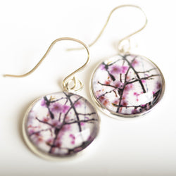 Cherry Drop Earring