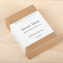 Sweet Mint Bar Soap