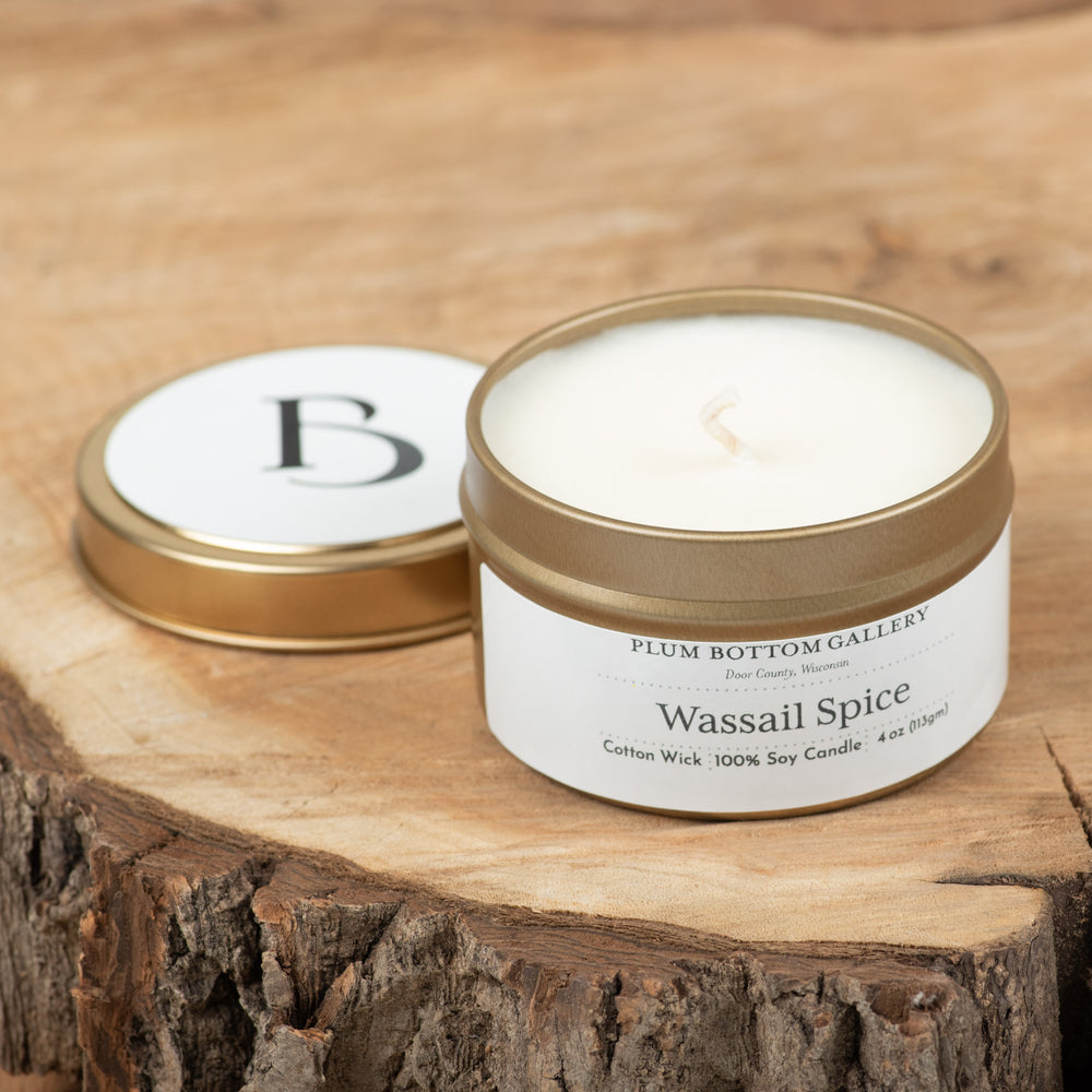 Wassail Spice 4oz Candle