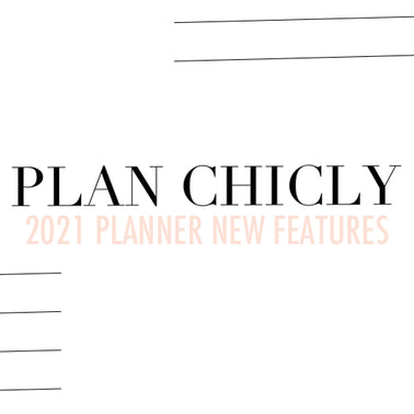 plan chicly,planner,journal,email,2021 planner,organize,2021,new year,goals