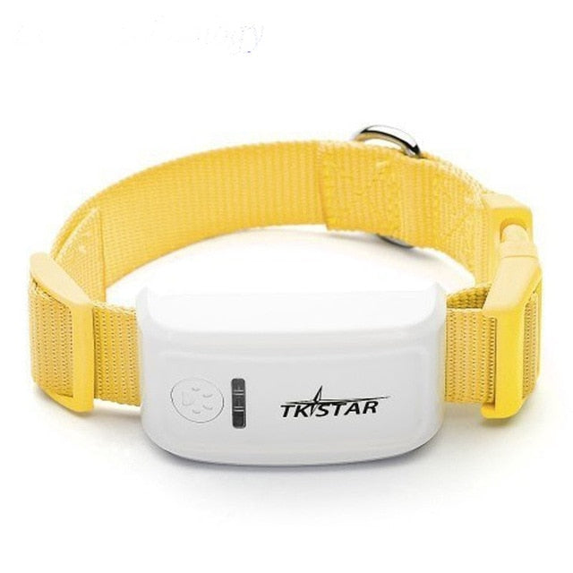 GPS Dog Collar Global Locator Real Time Pet Tracker
