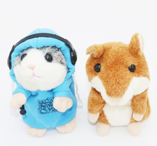 1 pc Cute Talking Plush Hampster