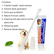 Pet  Oral Care Includes Toothpaste & Toothbrush