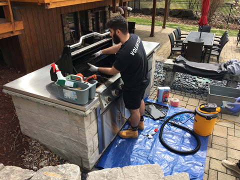 Canadian BBQ Boys BBQ Cleaning Service - Student Summer Job