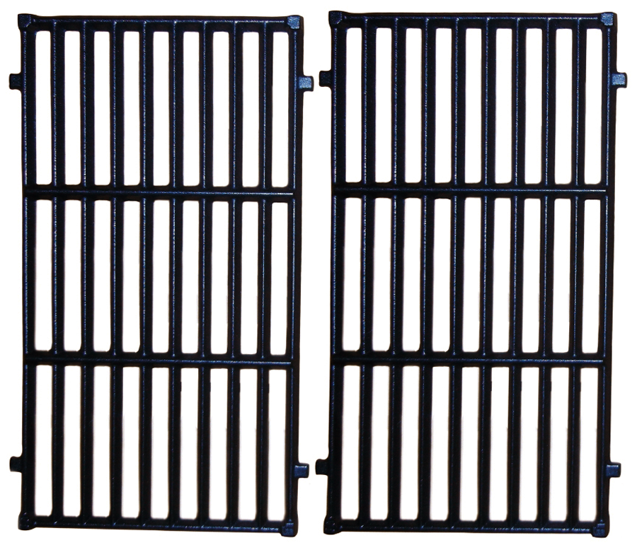 Porcelain Cast Iron Cooking Grate Set for Select Weber Models