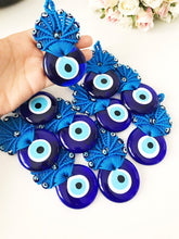 10 pcs Wedding favors for guest, Greek evil eye bead - Evileyefavor