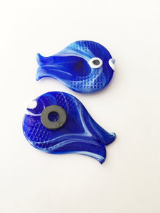 Fish Evil eye fridge magnet - Evileyefavor