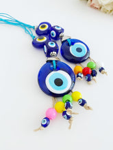 Blue Evil Eye Bead, Evil Eye Car Accessories, Protection Gift