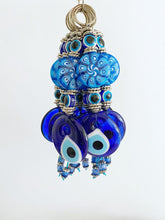 Evil Eye Wall Decor, Blue Evil Eye Bead, Evil Eye Wall Decor, Home Decoration