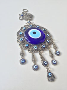 Turkish Evil Eye Wall Hanging - Evileyefavor