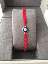 Red String Evil Eye Bracelet, Adjustable Evil Eye Charm Bracelet - Evileyefavor