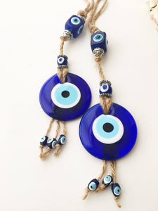 Turkish Evil Eye Home Decoration - Evileyefavor