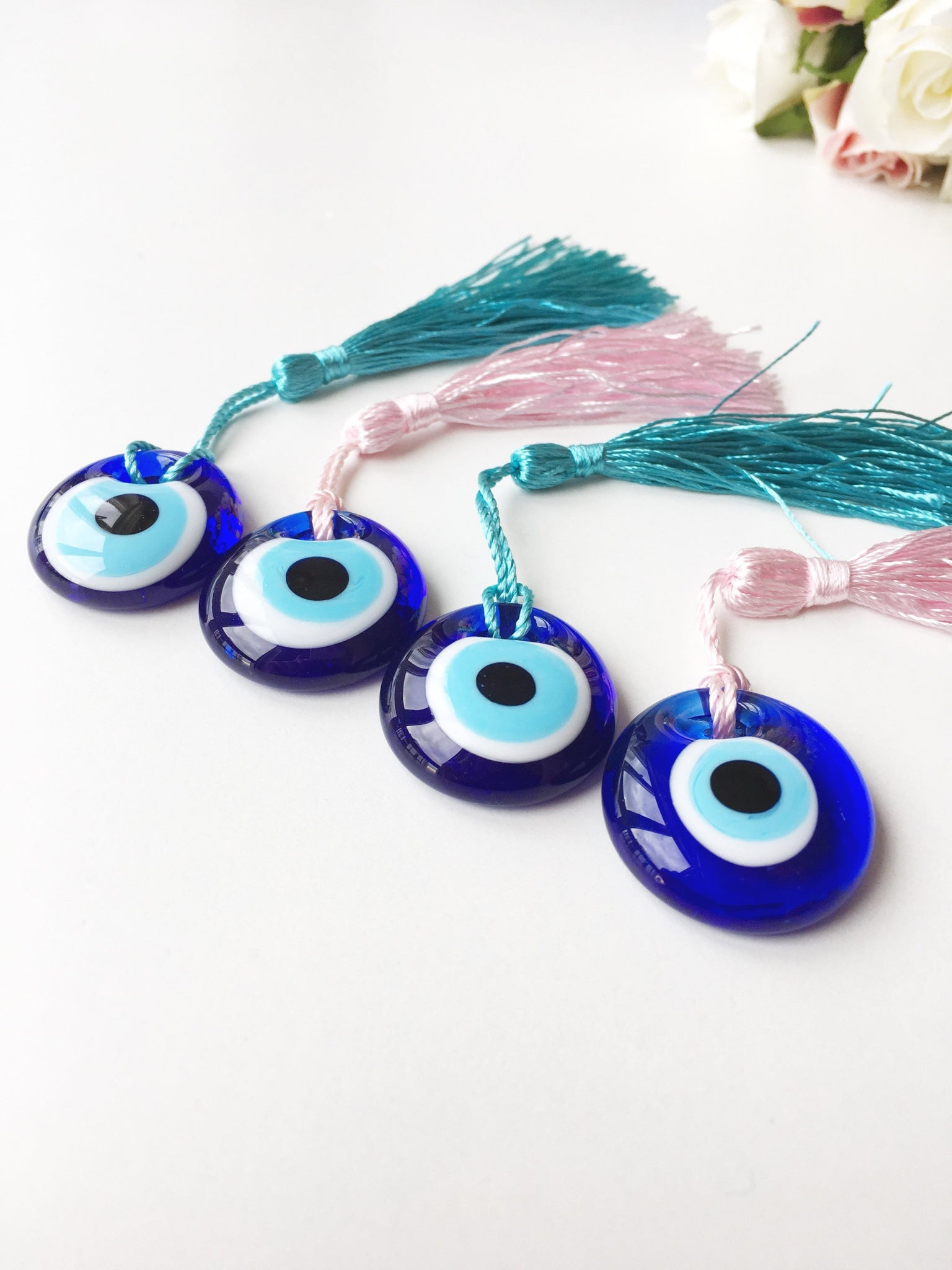Wedding favors for guest, 50 pcs, evil eye wedding favors ...