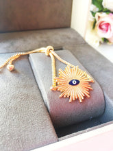 Gold Evil Eye Bracelet, Turkish Evil Eye Jewelry - Evileyefavor