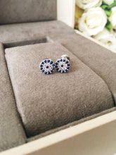 Evil Eye Stud Earrings - Evileyefavor