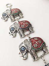 Elephant Evil Eye Wall Decor - Evileyefavor