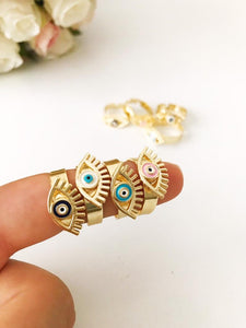 Evil Eye Ring - Evileyefavor