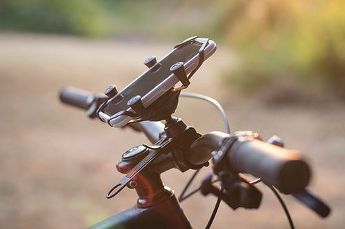 How to Mount Your GPS Device on a Bicycle