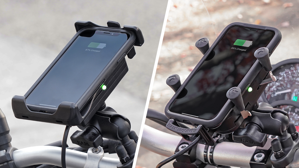 RAM Mounts Wireless Charging Phone Holders for 2020