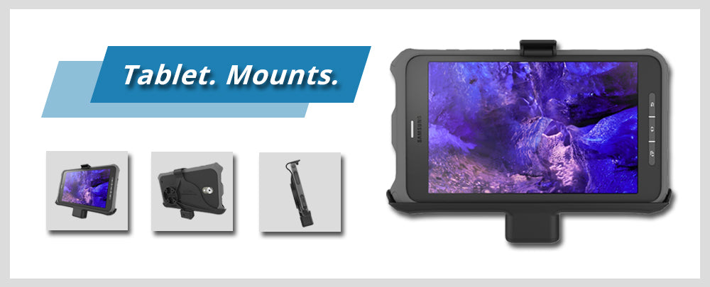 RAM Mounts - Tablet Mounts - Mounts New Zealand
