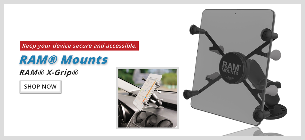 RAM Vehicle Holders - RAM Mounts Australia Reseller