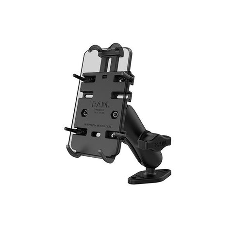 RAM® Quick-Grip Phone Mount with Diamond Base (RAM-B-102-PD3U)