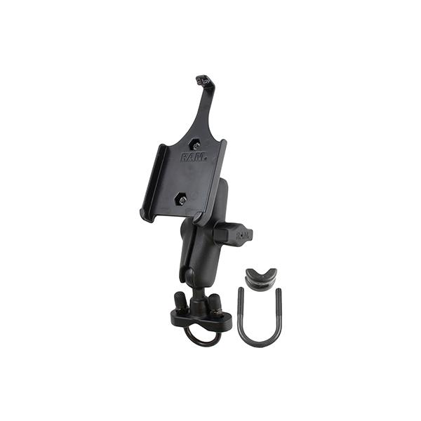 RAM® Handlebar U-Bolt Double Ball Mount for Apple iPhone 5 & 5s (RAM-B-149Z-AP11)