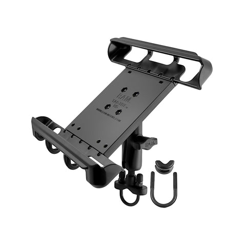 RAM Handlebar Mount with Tab-Tite Universal Cradle for Tablets with Cases (RAM-B-149Z-TAB8U) - RAM Mounts Australia - Mounts AU