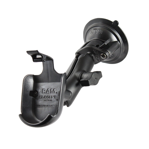 RAM Twist-Lock™ Suction Cup Mount for Satellite GPS Messenger (RAM-B-166-SPO2U) - RAM Mounts Australia - Mounts AU