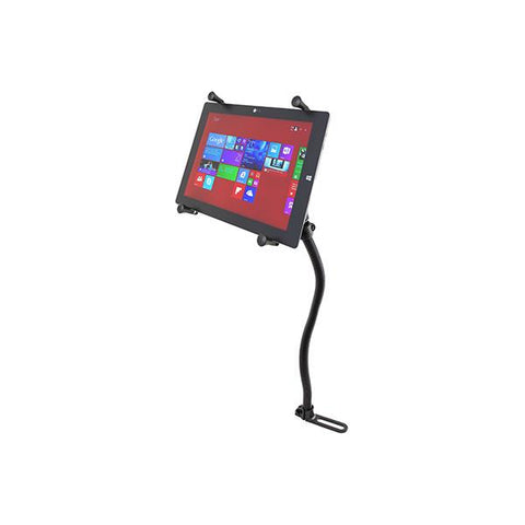 "RAM® X-Grip® with RAM® Pod™ I Vehicle Mount for 12"" Tablets (RAM-B-316-1-UN11U)"