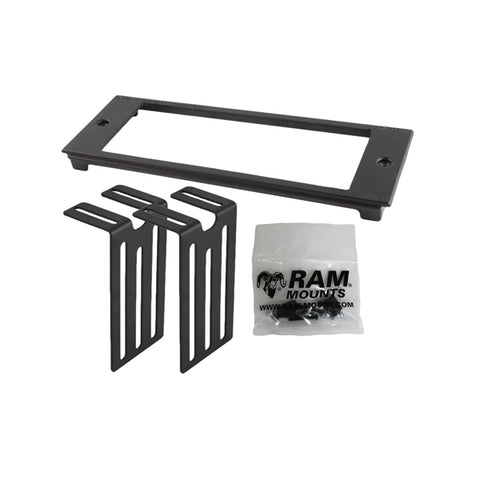 "RAM Tough-Box™ Console Custom 3"" Faceplate (RAM-FP3-7000-2000) - RAM Mounts Australia - Mounts AU"