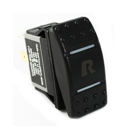 RAM DPDT Mom Rocker Switch with Light (RAM-SWITCH-DPDTL-MOM ) - Mounts AU - RAM Mounts Australia
