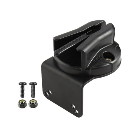 RAM Tough-Box™ Console Microphone Clip Base with 90 Degree Mounting Bracket (RAM-VC-MC1) - RAM Mount Australia