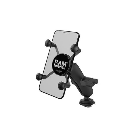 RAM® X-Grip® Phone Mount with RAM® Track Ball™ Base (RAP-HOL-UN7B-354-TRA1U)
