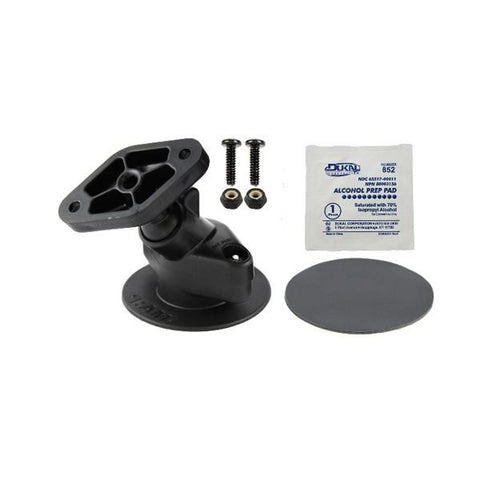 RAM Adhesive Base Mount w/ Universal Cradle for Mobile Devices (RAP-SB-178U) - Image1