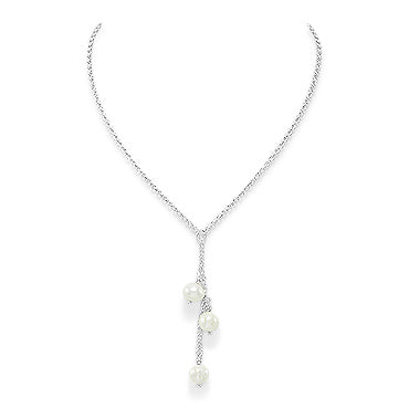 "Freshwater Pearl ""Y"" Necklace"