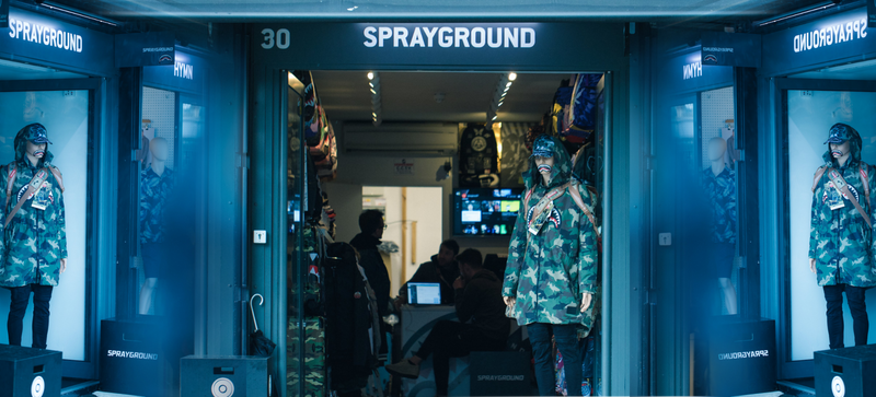 Visit Our Sprayground Store Today