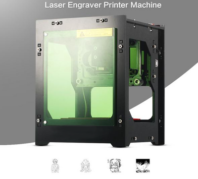 1000 MW HIGH SPEED Laser Printer Engraver 2018