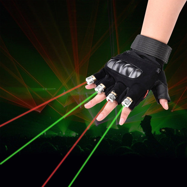 LED Laser Gloves (2 COLORS)