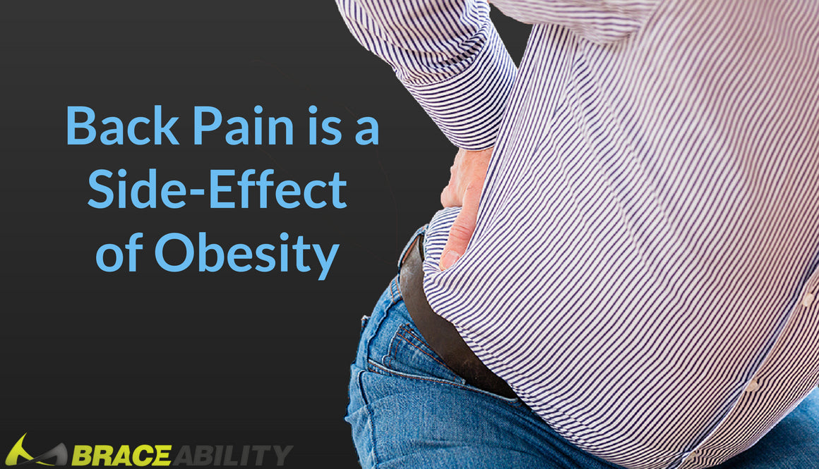Overweight Obesity Back Pain Causes Treatments Solutions