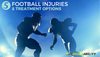 Football injuries and treatment options for ACL and MCL tears