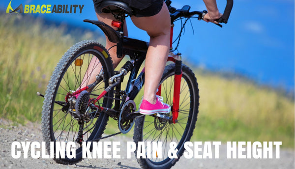 Amazing How The Wrong Bike Seat Height Can Cause Knee Pain While Cycling Gmtry Best Dining Table And Chair Ideas Images Gmtryco