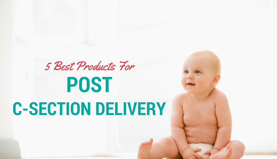 5 Best Products For C Section Recovery Nursing Pillow Belly Band