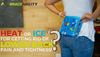 Don't Let Back Pain Hold You Back. Find Out What to Use (Heat vs. Ice) to Loosen Stiff Muscles at Home